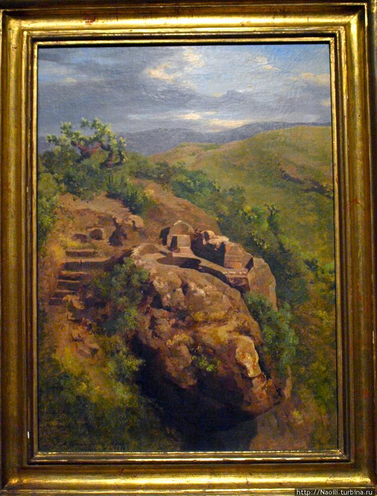 Бани царя Несауалькойотла