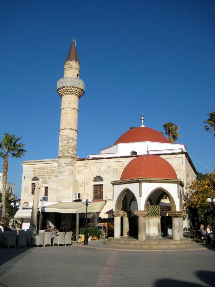 Мечеть Дефтердар
