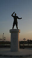 памятник патриоту