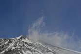 вот так начинаются снежные бури, сильный порыв ветра подхватывает снег и начинает его закручивать, как в центрифуге.