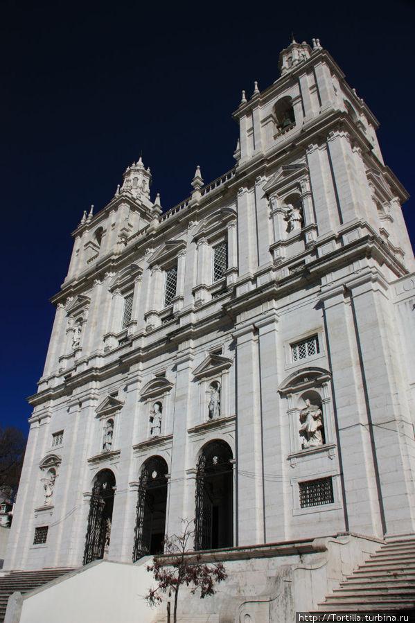 Лиссабон. Sao Vicente de Fora