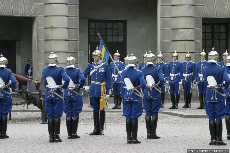 Шведская паранойя - 2017.
