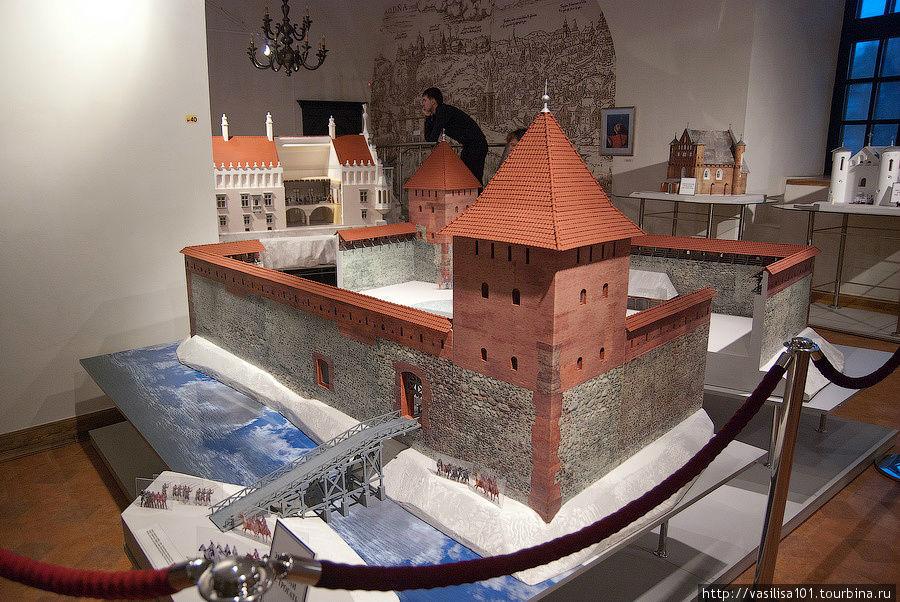 Модель замков своими руками 237