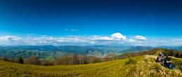 вид с горы Мунчел