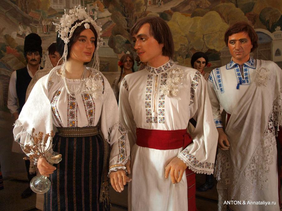 Молдавская свадьба.