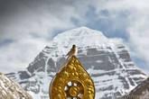 Вид на Северное Лицо от монастыря Дира Пхук