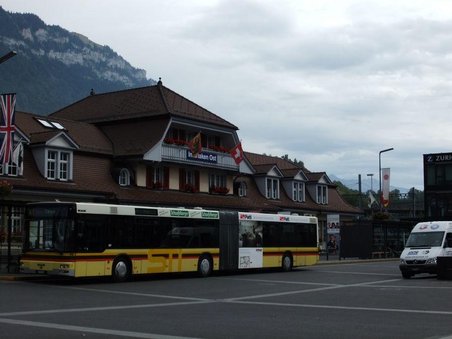 по улице Хёэвег ходит автобус №8