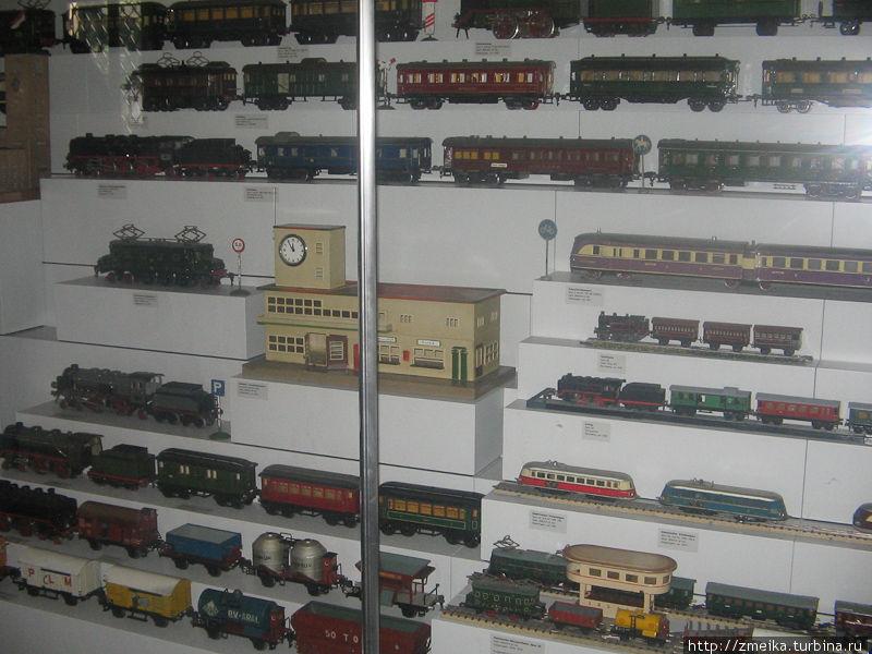 Поезда и прочий транспорт