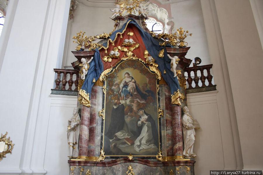 Altar de maria