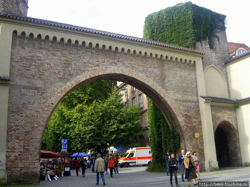 Зендлингские ворота