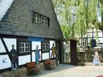 Музей оловянных фигурок расположился в старинном помещении мельницы