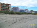 новостройки вдоль побережья