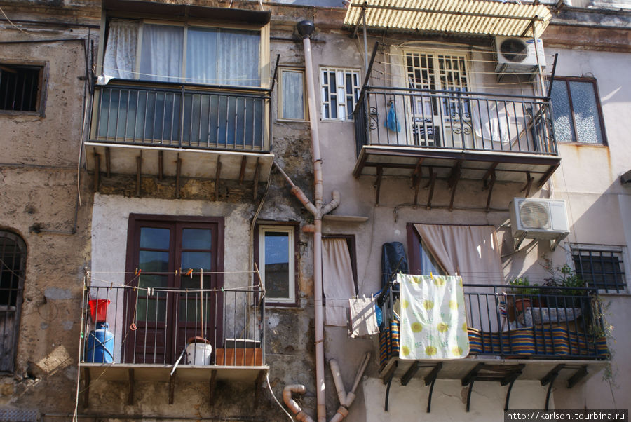 Property in Palermo 2015