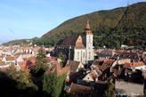 Панорама старого города