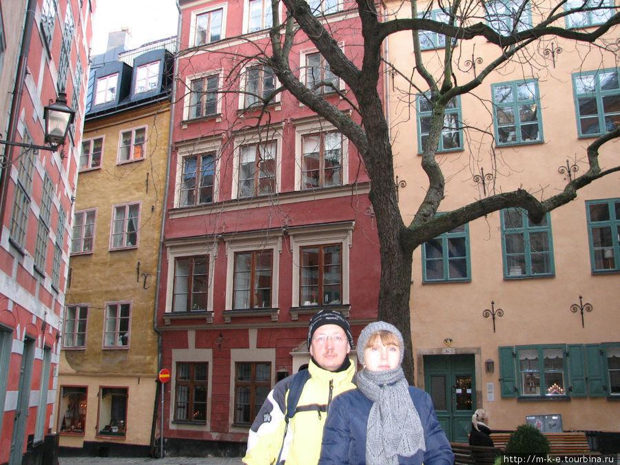 площадь Branda Tomten