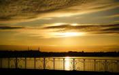 Рассвет с Троицкого моста