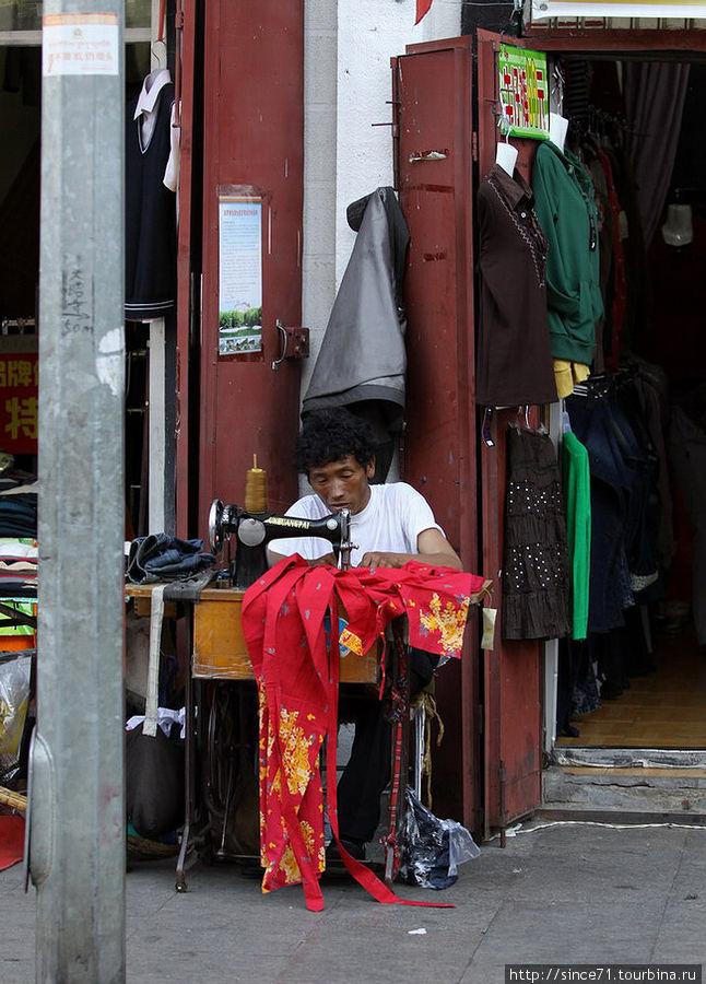 Тибет и тибетцы. Тибет, Китай