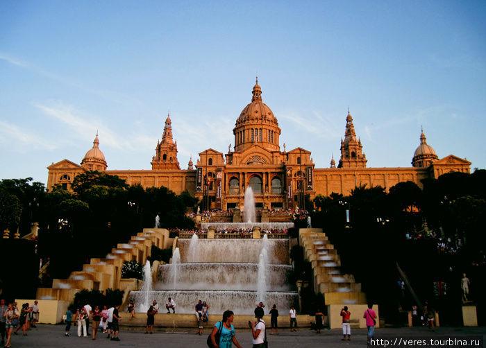 музей искусств Каталонии