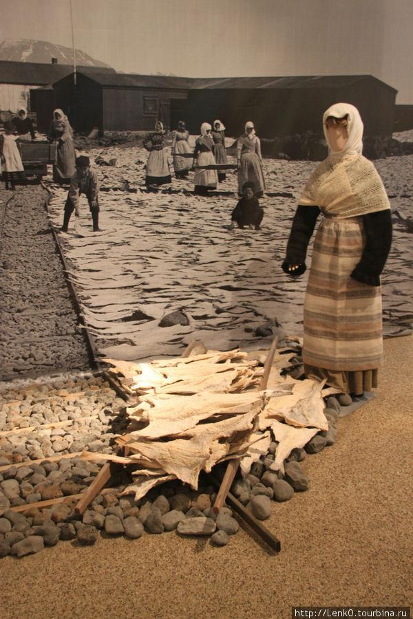 Морской музей Рейкъявик