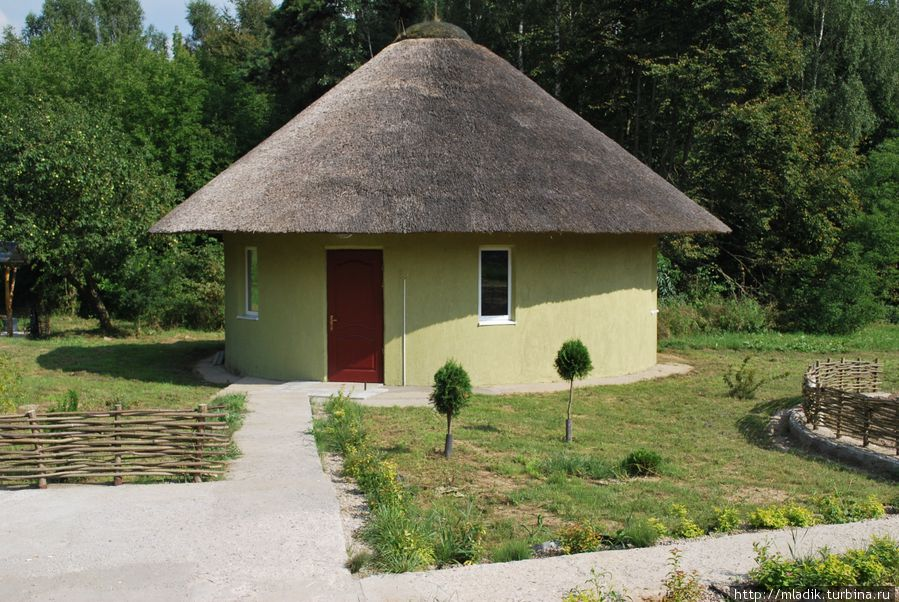 домик в котором мы жили