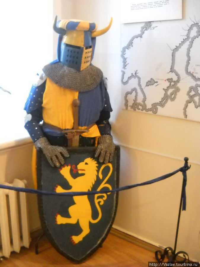 Шведский рыцарь