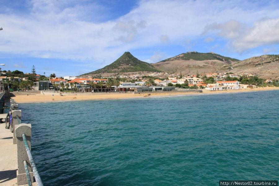 Остров Порту Санту. Вила-Болейра.