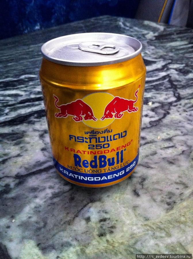 Непальский Ред булл. По вкусу такой же но без газа(