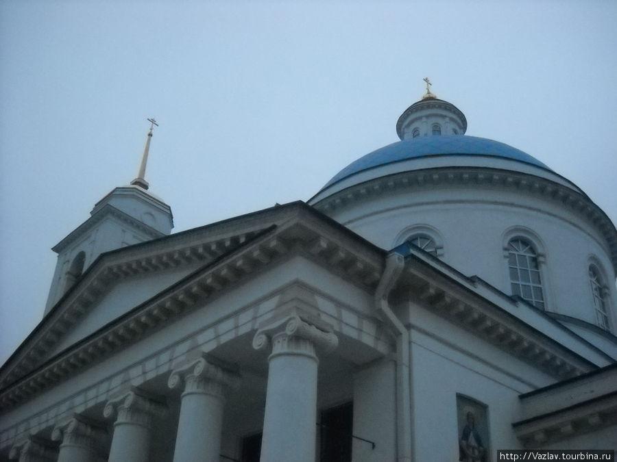 Величие постройки