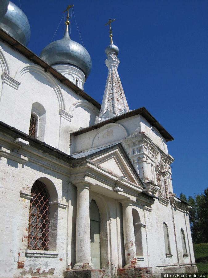 Крестовоздвиженский собор. Фрагмент