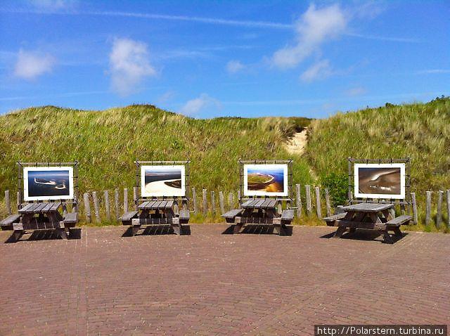 Фотовыставка морских пейзажей Pieter de Vries