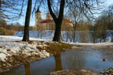 Замок Бип в Павловске – большая игрушка Павла 1.