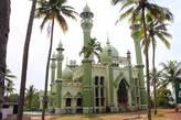 Мечеть в Варкале