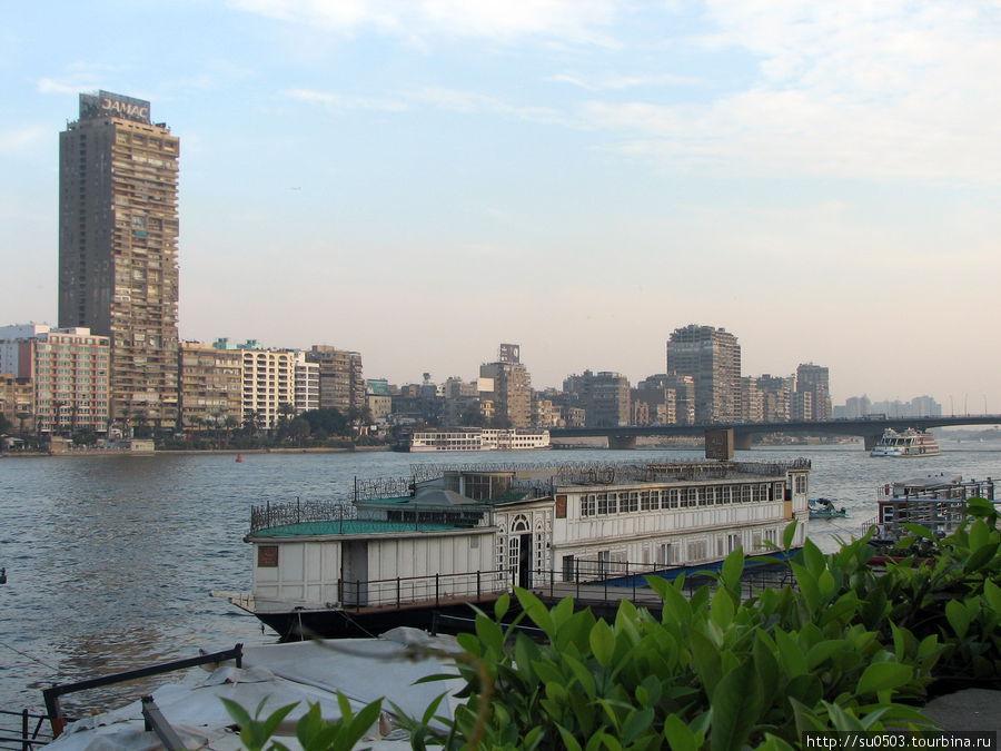 Набережная Каира