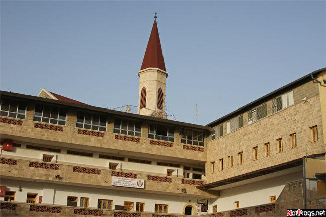 Постоялый двор — хан Аль Фаранджи