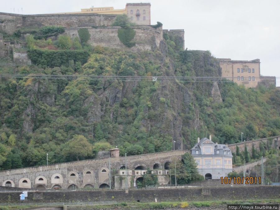 и снова на крепость