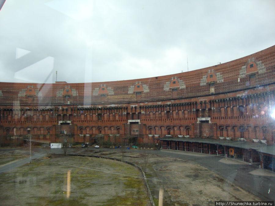 Дворец Съездов — вид изнутри
