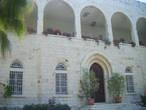 Новое здание построено в 1930-х годах на холме отцами ордена Святейшего Сердца Иисуса из Бертрама (Франция).