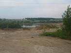 Песчаные карьеры в Ланьшино