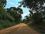 Дорога в деревню.