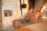 Кухня замка