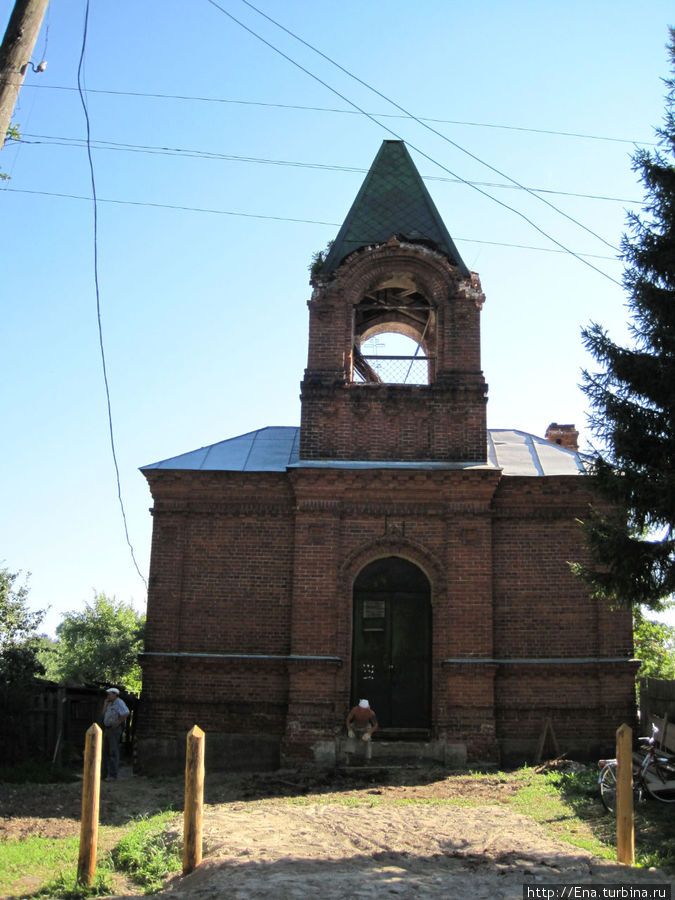 Церковь св. Тихона в Тутаеве