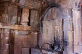 Интерьер притвора церкви Сурб Карапет