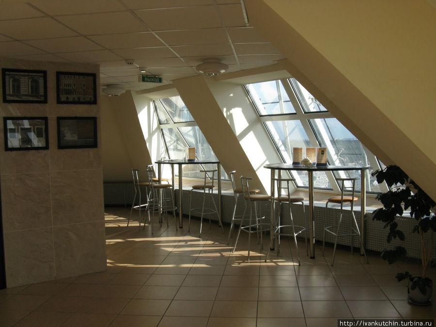 Граф Кафе, 22 этаж