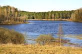 Сельское озеро