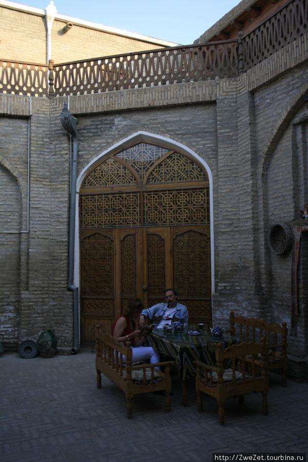 Город Ходжи-Насреддина Бухара, Узбекистан