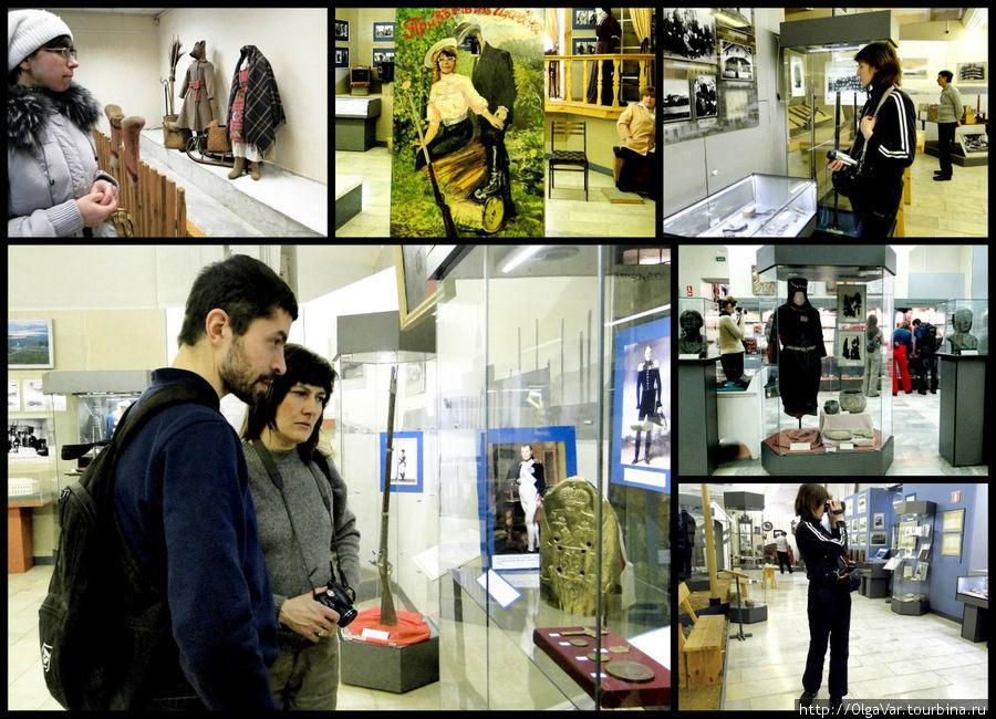 В краеведческом музее имени Кузебая Герда