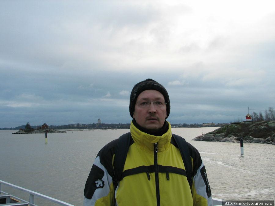 Острова по пути в Свеабор