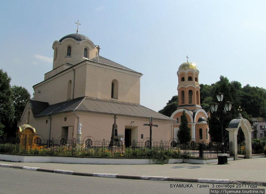 Рождественская церковь. Галич, Украина