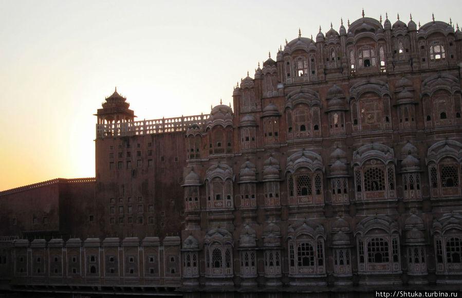 Джайпур, Дворец Ветров