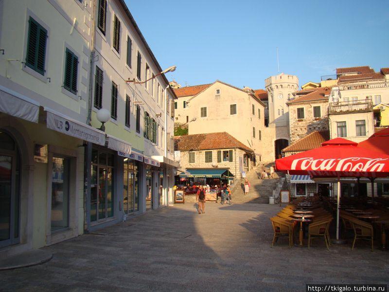 Площадь Старого города.
